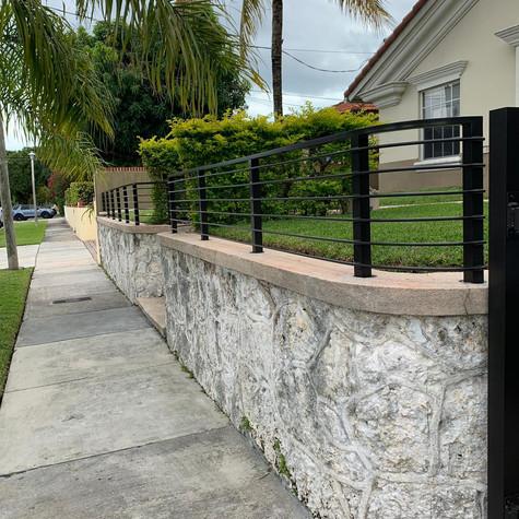Aluminium Fence 15