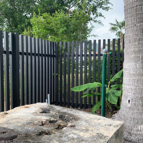 Aluminium Fence 22