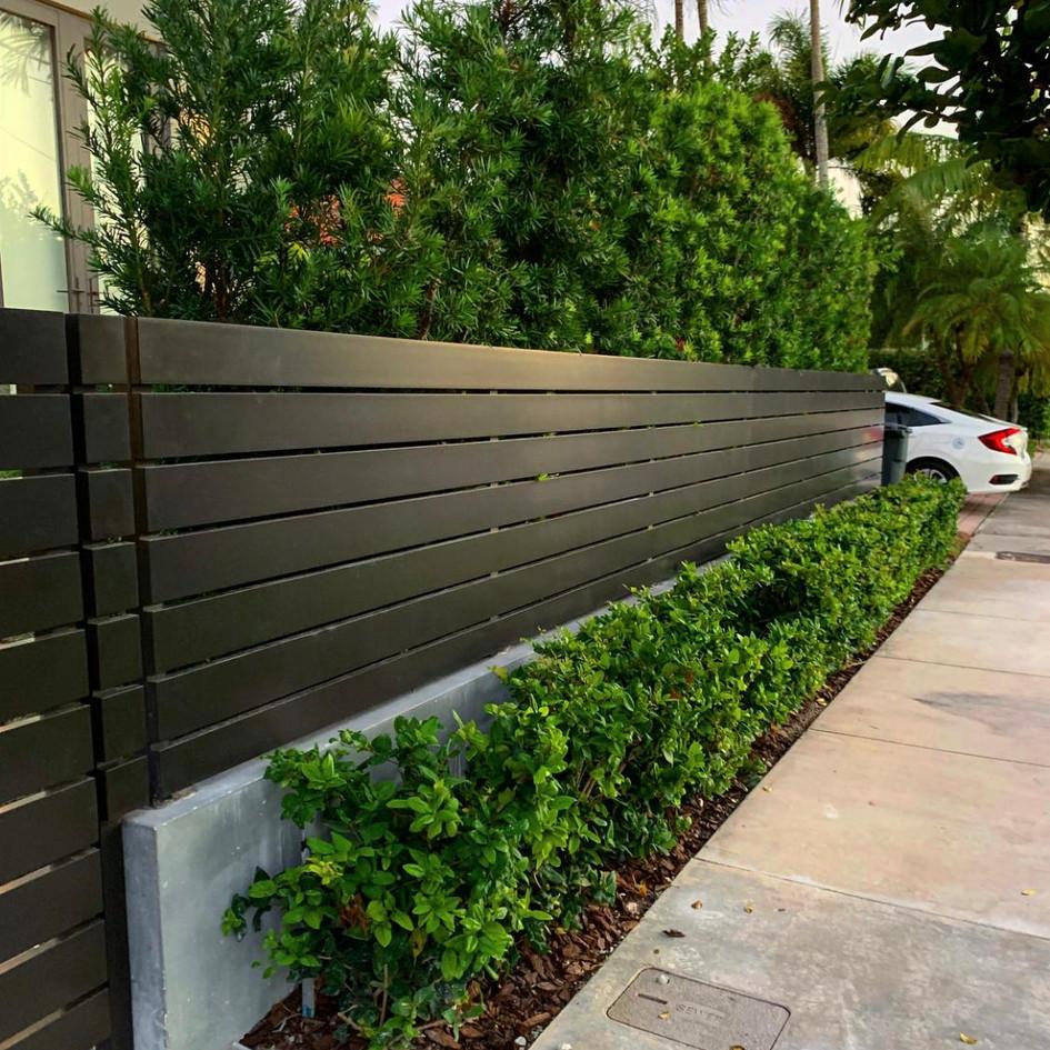 Aluminium Fence 07