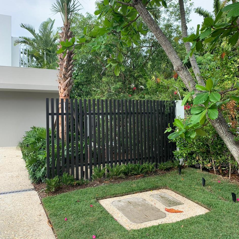 Aluminium Fence 21