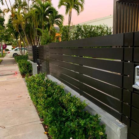 Aluminium Fence 06
