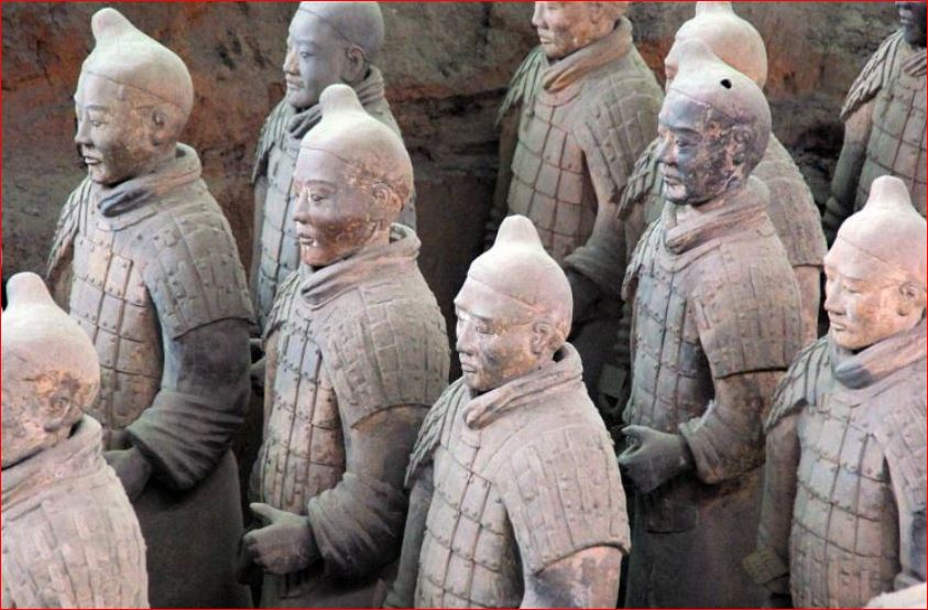 xi an terracotta