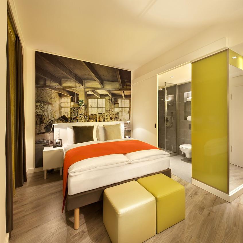 chambre hotel G