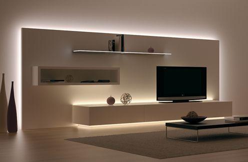 Leds meuble TV