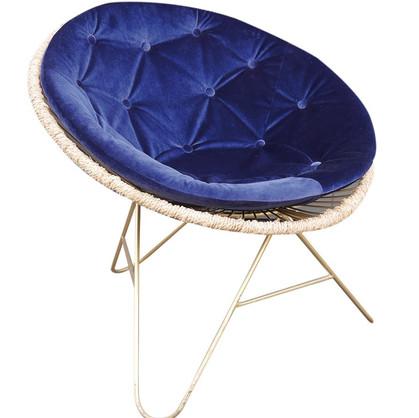 fauteuil-alba-velours-bleu-nuit-fer-dore