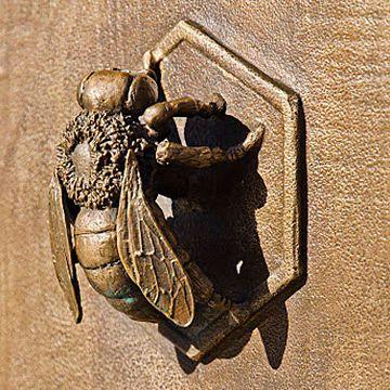 heurtoir abeille