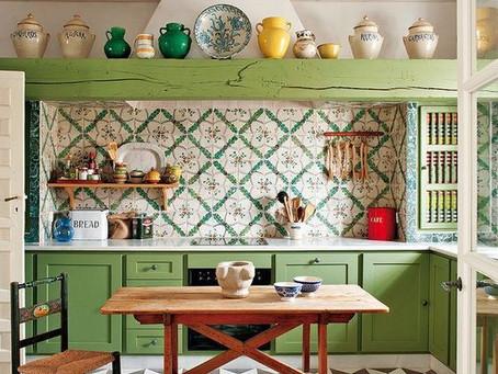 Les authentiques cuisines d'antan