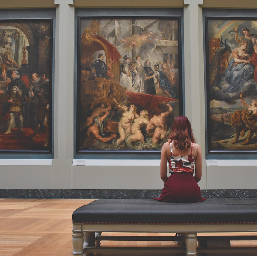 visiter un musée