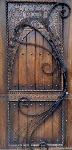 porte bois et fer