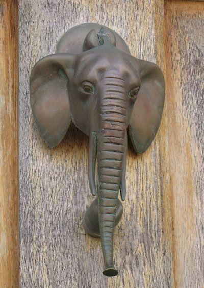 heurtoir elephant