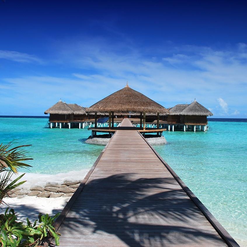 paradis aux maldives