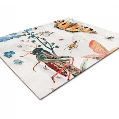 tapis original insecte