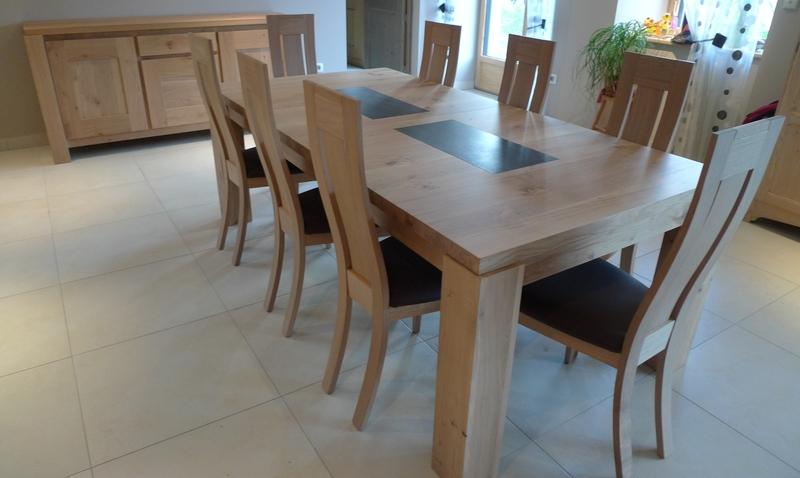ensemble Bigfoot meuble table