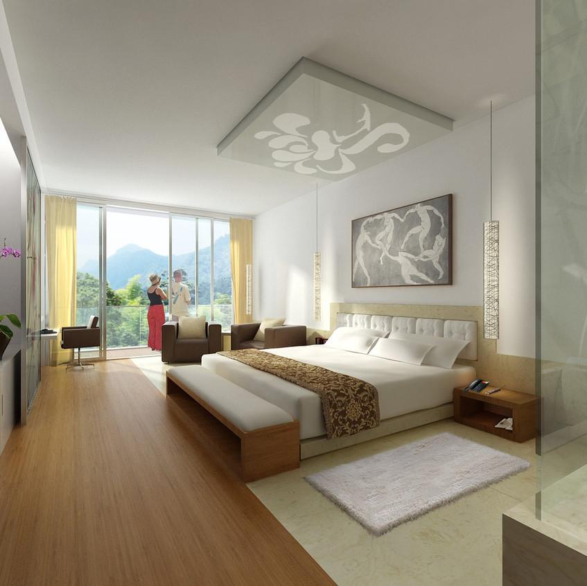 chambre hotel G5