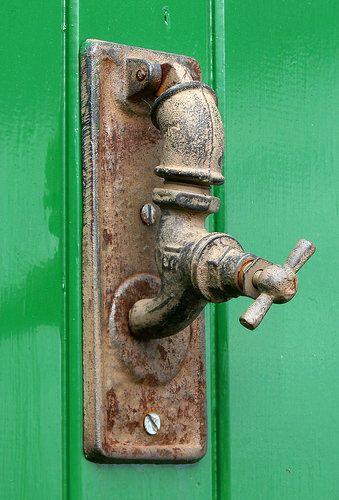 heurtoir robinet