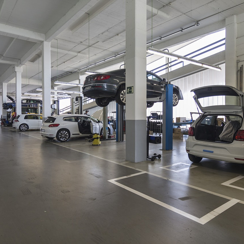 garage entreprise