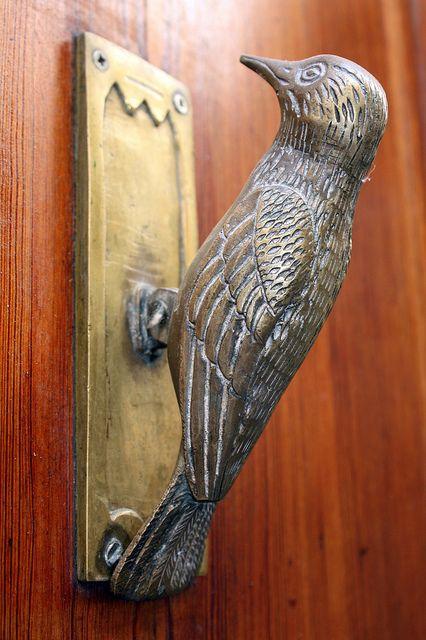 heurtoir oiseau