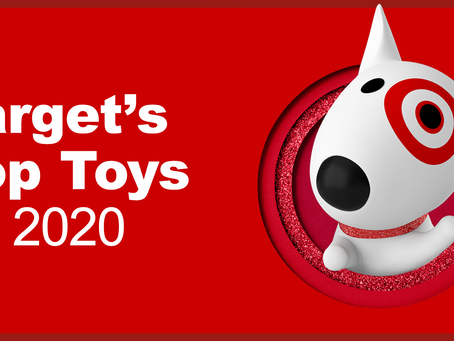 Target releases their Top Toys list for 2020