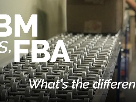 FBM versus FBA