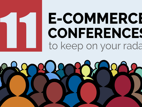 Upcoming E-commerce conferences in the U.S. worth checking out