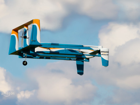 Amazon takes to the air