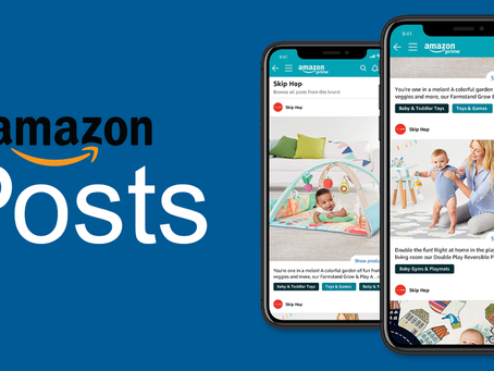 Why brands should tap into Amazon Posts