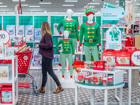Target aims to bring you joy this weekend with more Holideals and Star Wars fun