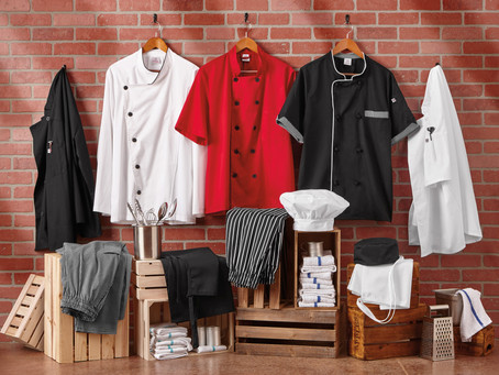 Product Spotlight: Five Star Chef Apparel is cooking up style