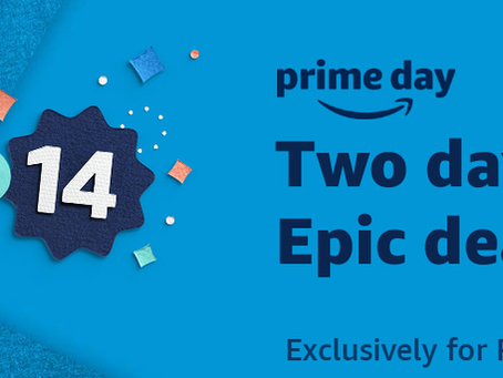 Amazon Prime Day is finally here!
