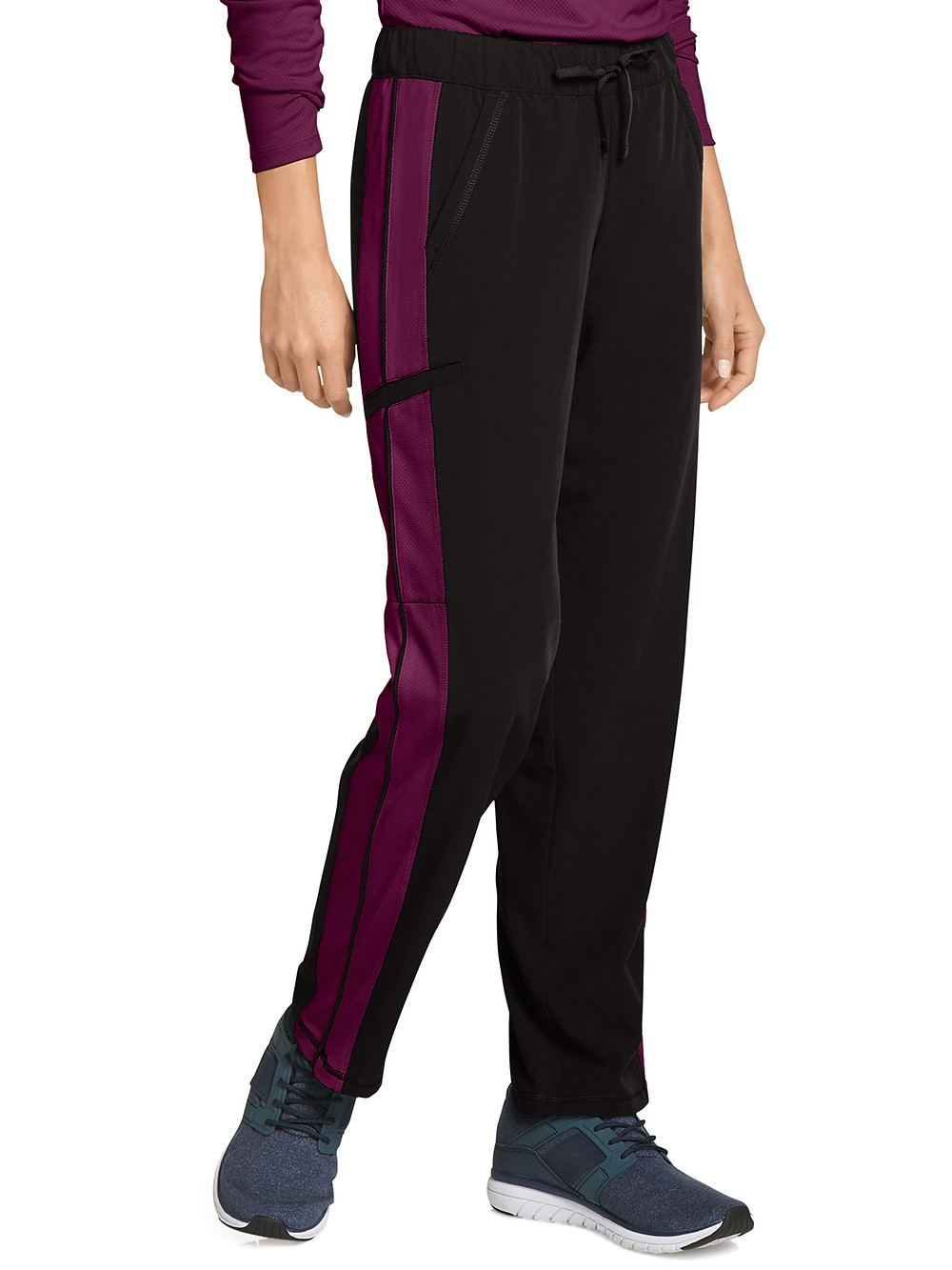 jockey retro windsprint scrub pant