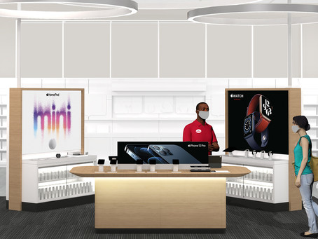 The new Apple shopping destination: Target