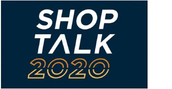 Shop Talk 2020 logo