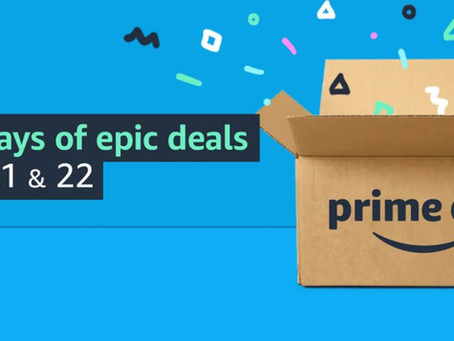 Prime Day is set for June 21 & 22!