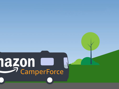 Got an RV? Earn money on the road with Amazon CamperForce