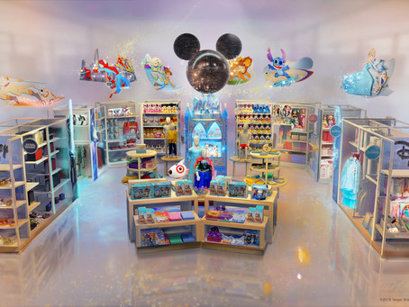 Hey, Disney buffs! Target is bringing the magic to a store near you