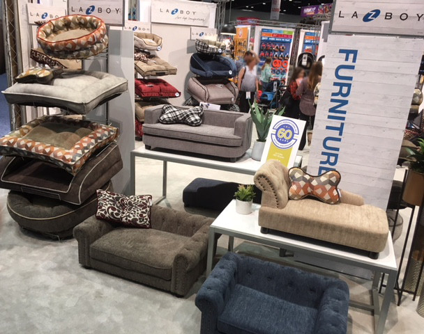 La-Z-Boy pet furniture