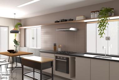 Cozinha - Cambé PR - 2020