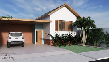 Casa Praiana - Caraguatatuba SP - 2021