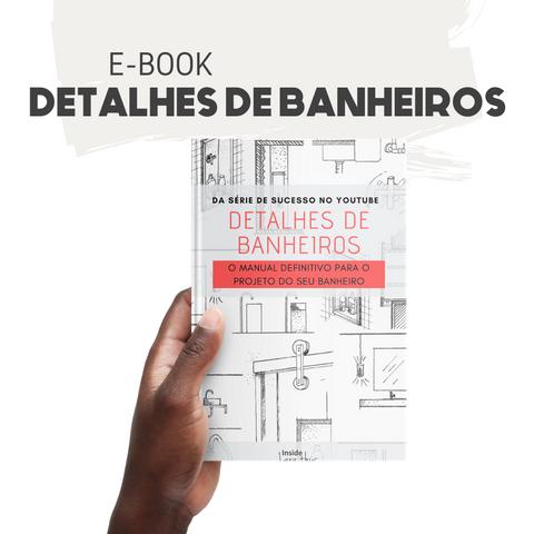 E-book: Detalhes de Banheiros