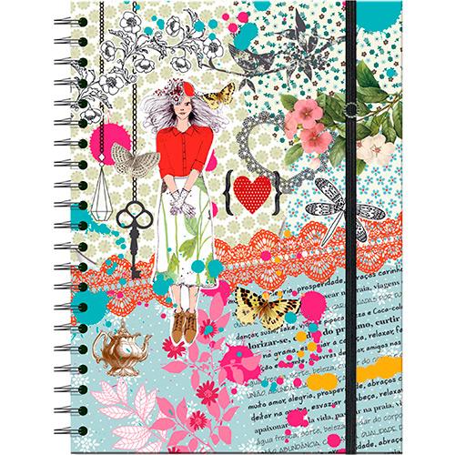 Caderno Universitário 1 Matéria 100
