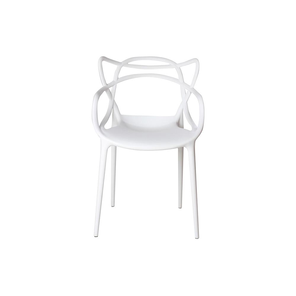Cadeira Allegra Branca. R$348,00