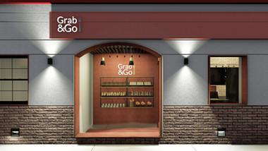 Grab & Go - Setúbal, Portugal - 2020