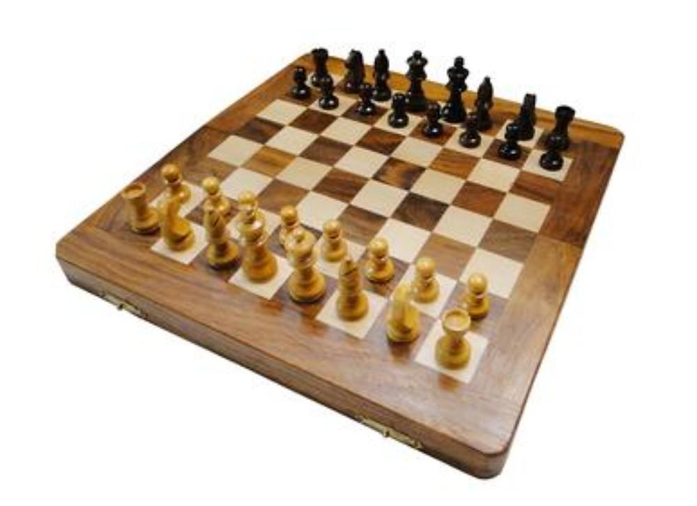 Jogo de Xadrez. R$351,84