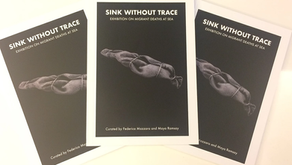 JUNE 13-JULY 13 Art Refuge takes part in SINK WITHOUT TRACE at P21 GALLERY