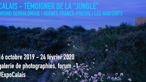 16th October- 'Witnessing The Jungle' Exhibition at Centre Pompidou, Paris