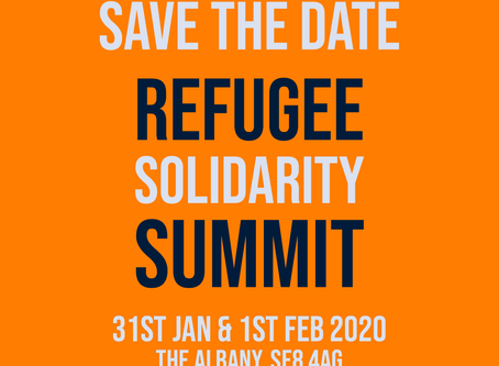 Feb 1st- The Community Table at The Refugee Solidarity Summit