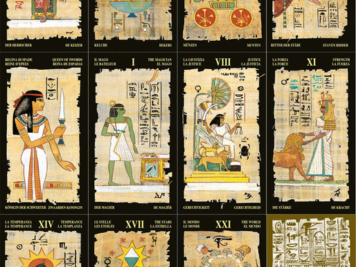 EGYPTIANS and TAROT