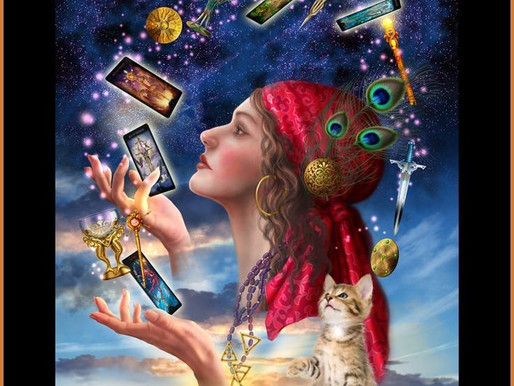 TAROT:  a necessary component in today's world?  YES!