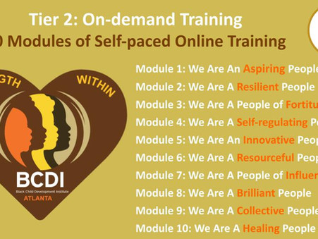Strength Within Online Course - Trauma Informed Care Training for Early Educators & Child Advocates