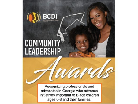 Call for Nominations: 2021 Community Leadership Awards